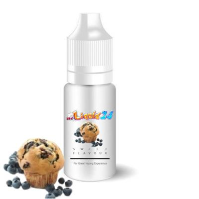 Liquid Blaubeer-Muffin