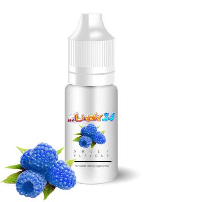 Liquid Blue-Raspberry