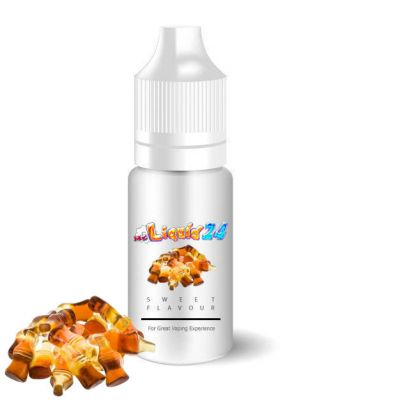 Liquid Saure Colaflasche